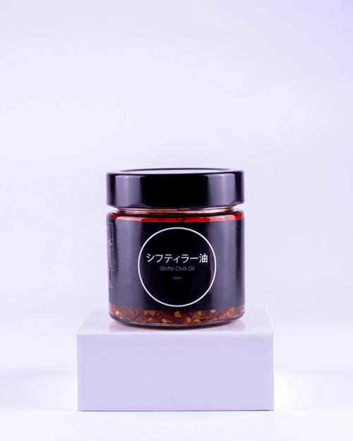 Shifte Chilli Oil- 240ml