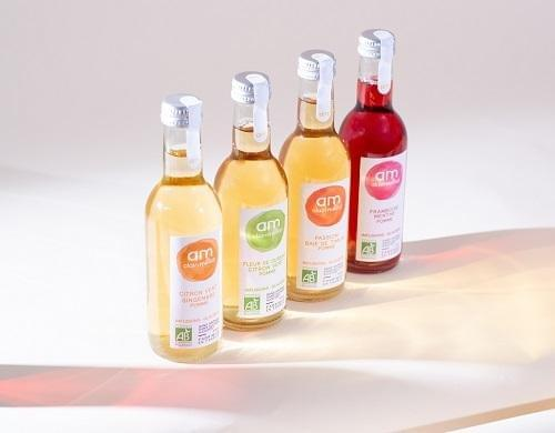 AM Infusions glacées 4 goûts 25Cl