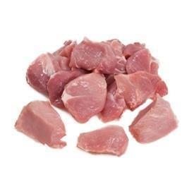 Sauté de porc 16.62 au KG