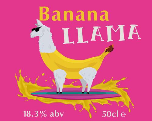 Banana Llama