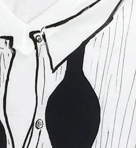 Tuxedo T-Shirt; Untied