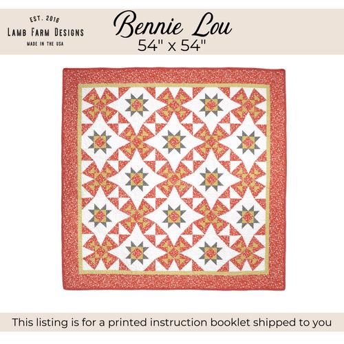 """""""Bennie Lou"""" Pattern"""