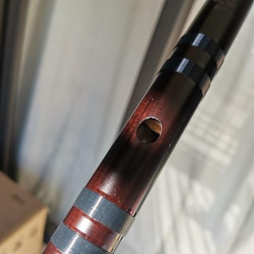 Rosewood Material Professional Chinese Dizi Flute