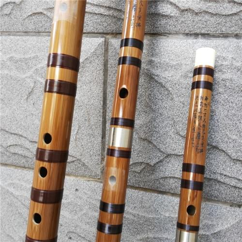 A006 Concert Grade Musician Professional Chinese Bamboo Flute