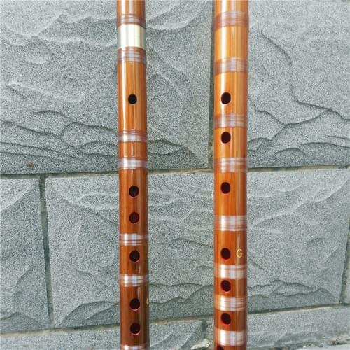 DXH8883  Concert Grade Musician Professional  Dizi Flute