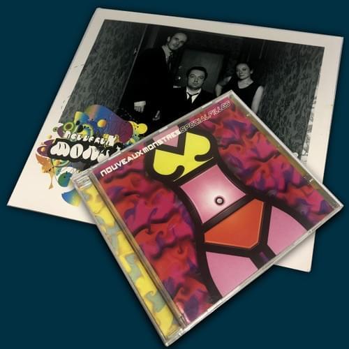 """Pack NOUVEAUX MONSTRES 2 CD :  """"Spécial Filles"""" + """"Rock N'importe Quoi"""""""