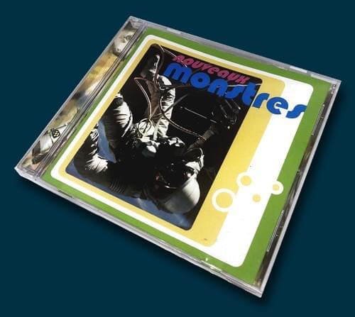 """NOUVEAUX MONSTRES CD """"Contact"""" + goodies surprise"""