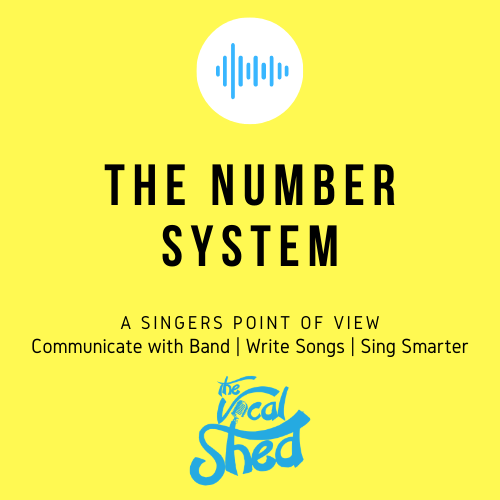 Number System  For Singers 1.0 Masterclass