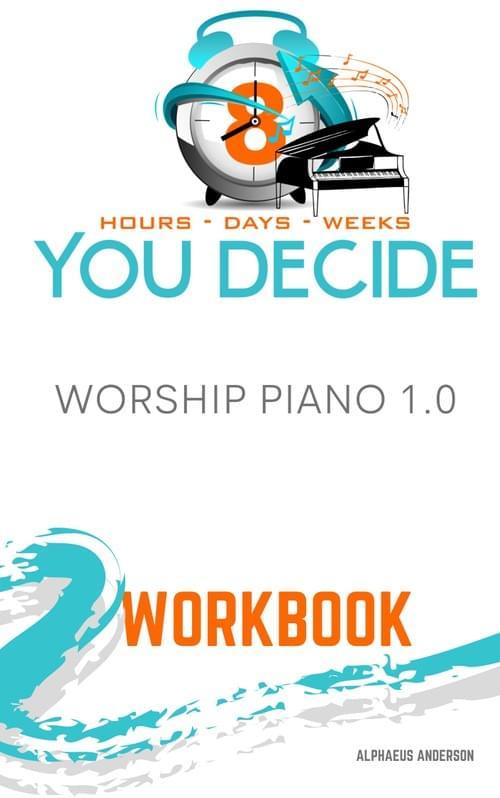 888  Worship Piano Workbook