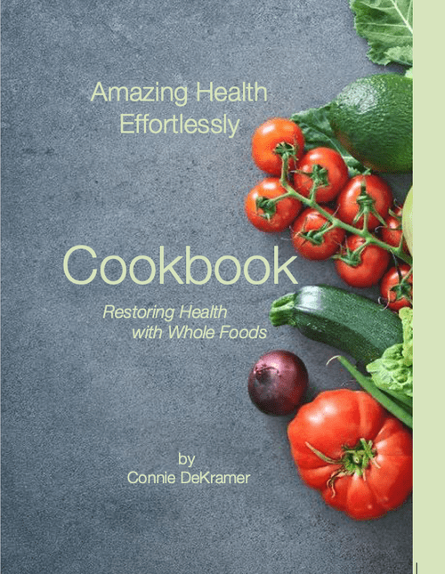 Amazing Health Effortlessly Cookbook
