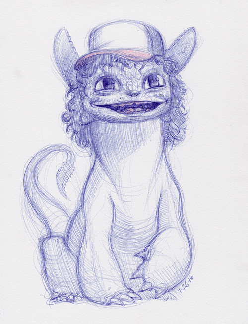 Dustin Toothless