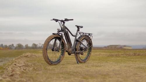 Fat Hunting Bike (BTN) here-SOME Full suspension available soon