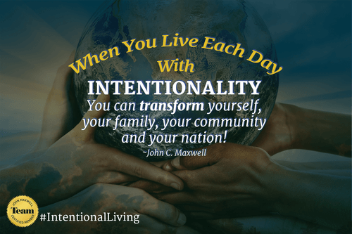 Intentional Living MMG