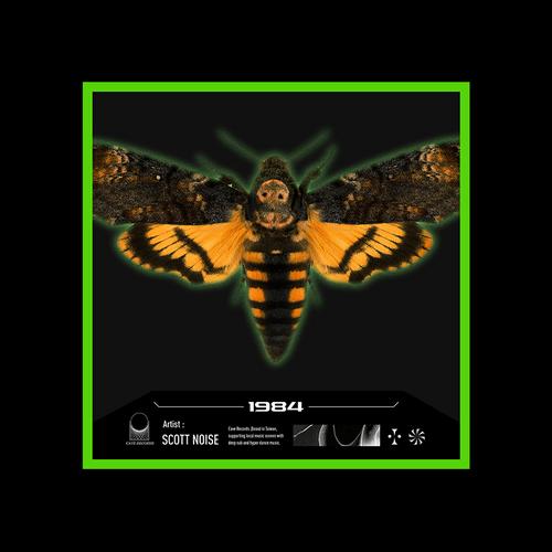 Scott Noise -1984 feat. Liu Zi (clubmix) 數位單曲