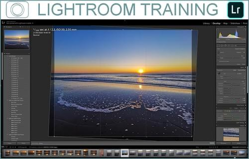 Online Lightroom Training