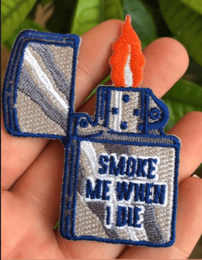 Smoke me When i Die Patch