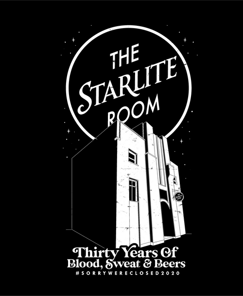 The Starlite Room - Edmonton, AB