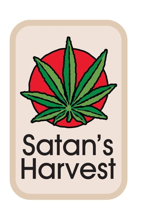 Satan's Harvest Embroidered Patch