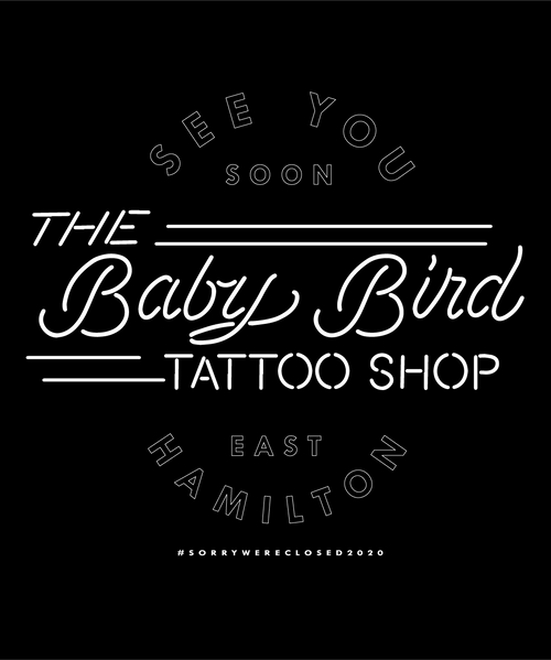 The Baby Bird Tattoo - Hamilton, ON