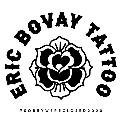 Eric Bovay Tattoos - Dorval, QC