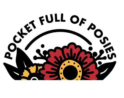 Pocket Full of Posies Pocket Tee