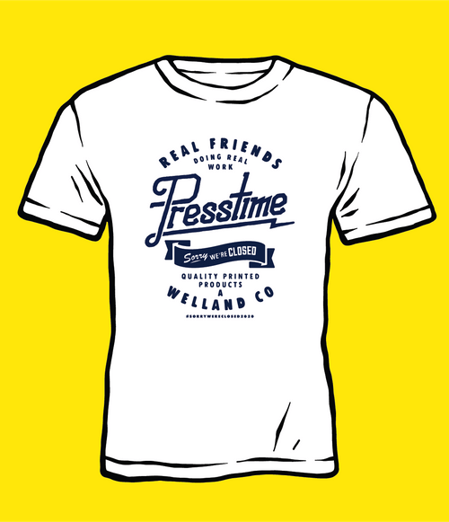 Presstime Design & Screenprint - Welland, ON