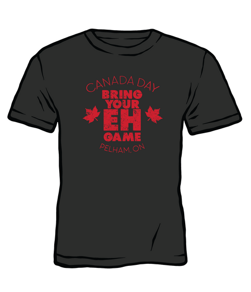 Pelham, ON - CANADA DAY T-Shirt 1