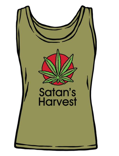 Satan's Harvest Ladies Tank Top