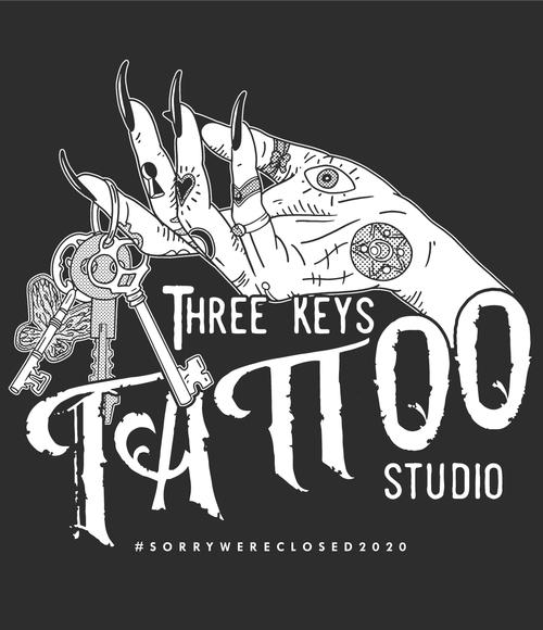 Three Keys Tattoo Studio - St. Catharines, ON