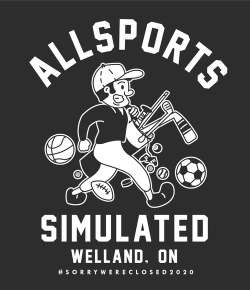 Allsports Simulated - Welland, ON