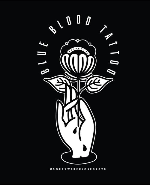Blue Blood Tattoo - Ottawa, ON