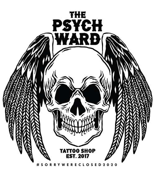 The Psych Ward Tattoo Shop - Montreal, QC