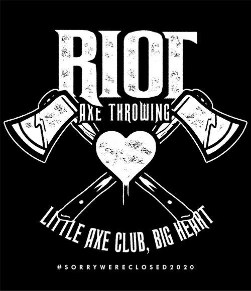 Riot Axe Throwing - Guelph, ON