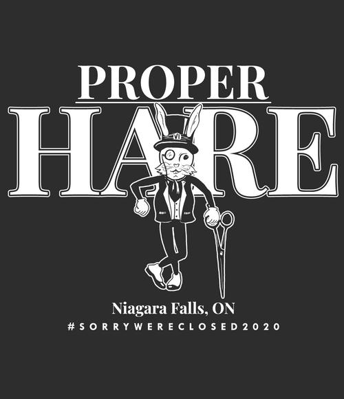 Proper Hare - Niagara Falls, ON
