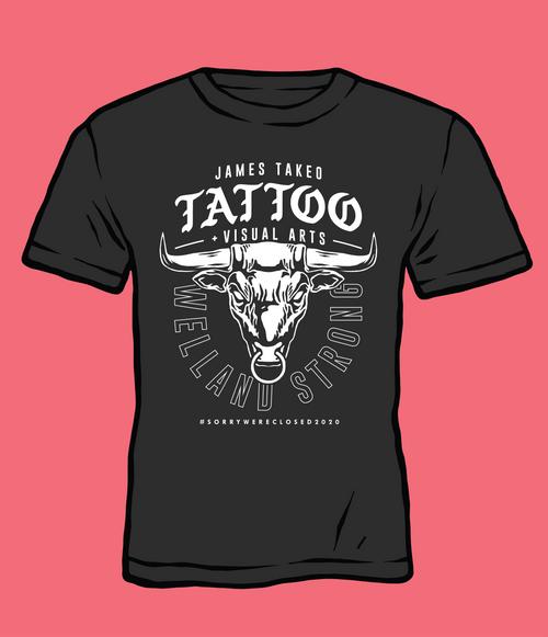 James Takeo Tattoo & Visual Arts - Welland, ON