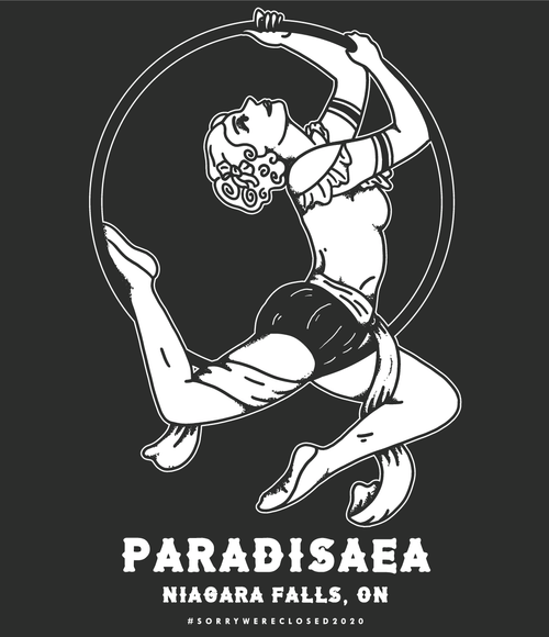 Paradisaea - Niagara Falls, ON