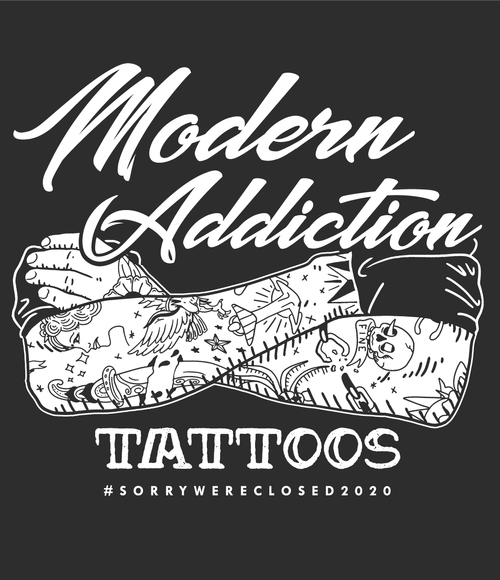 Modern Addiction Tattoos - Guelph, ON