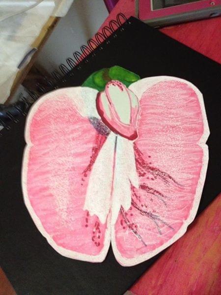 Vagina Flower 3