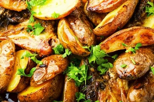 Patates en persillades (650g)
