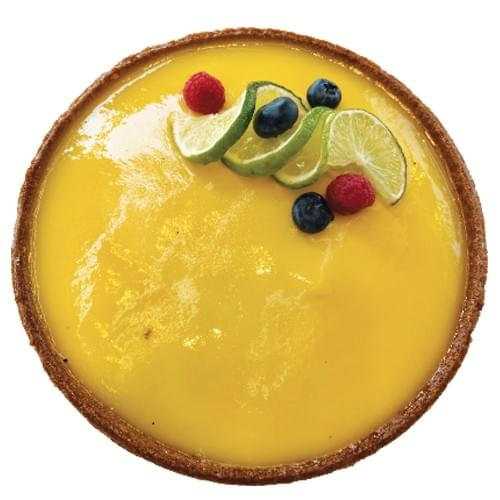 Tarte au citron (6/8 pers.)