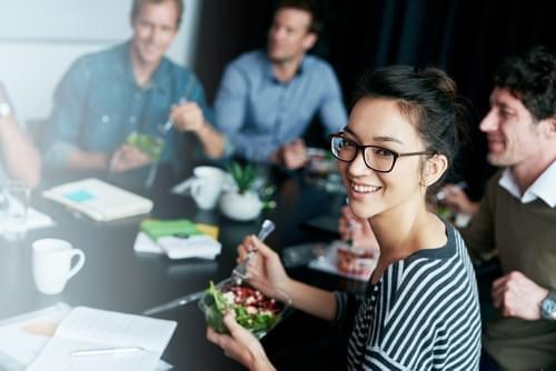 Alimentation Positive et performance au travail (1/2 journée)