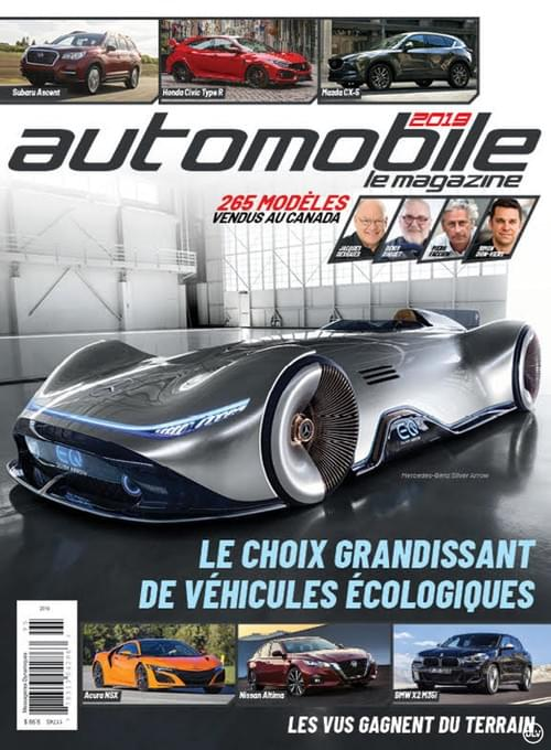 Automobile 2019 le Magazine