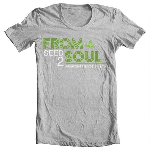 Our 2nd Edition Farm T-shirt