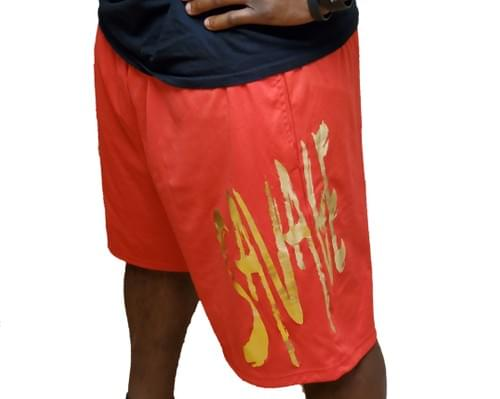 Big Savage Basketball Shorts