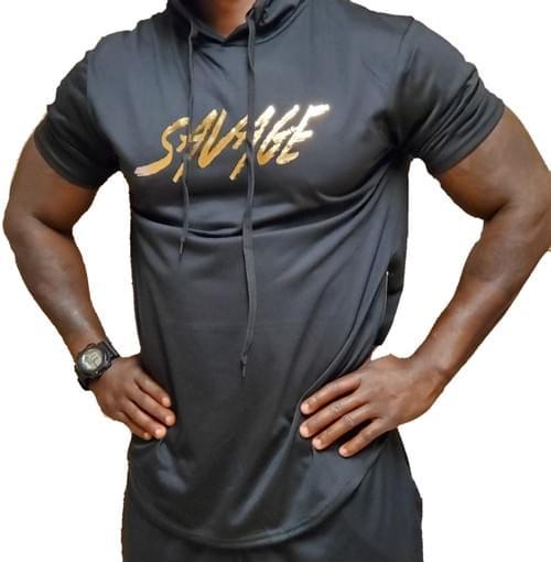 Savage Hoodie T-Shirt