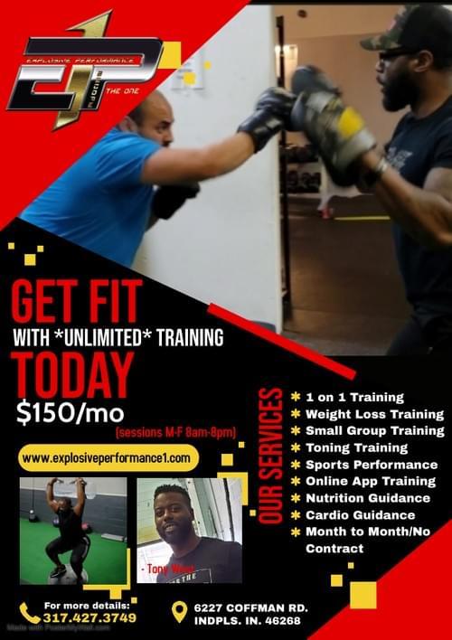 Unlimited Training