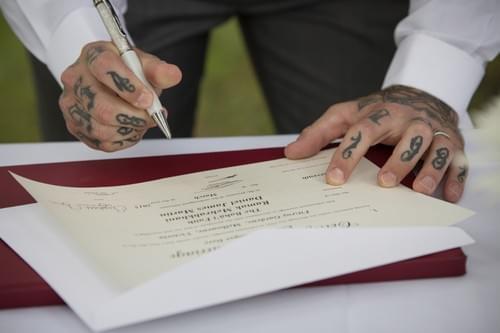 Wedding Payment (Deposit)