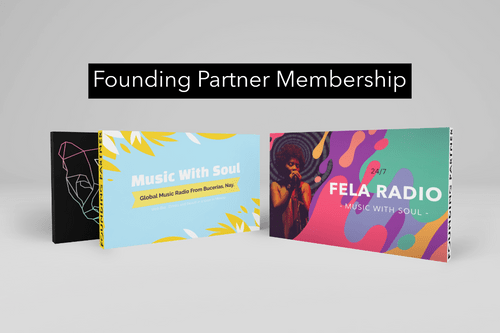 Founding Partner Membership
