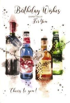 Birthday Wine & Beer