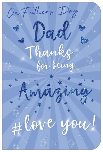 Amazing Dad - Father's Day